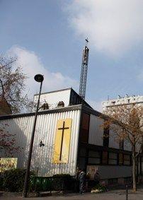 Eglise Saint Eloi 75012 Paris