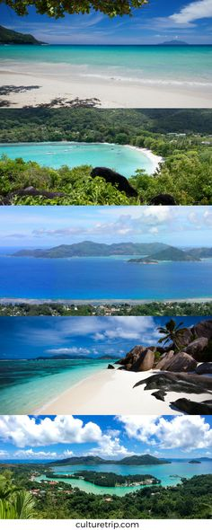 Where To Go In The Seychelles For Panoramic Views