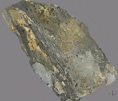 Rilievo e restituzioni 3D di una cava di marmo a Carrara da riprese con drone, Toscana, 2014 - GeoInformatiX, Alberto Antinori