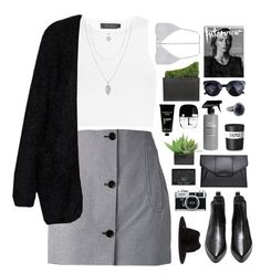 """""""Gram //"""" by pyrvmidss ❤ liked on Polyvore featuring Givenchy, Bella Freud, Topshop, Calvin Klein Collection, Carven, Rut&Circle, Lux-Art Silks, Jayson Home, TokyoMilk and Federica Moretti"""