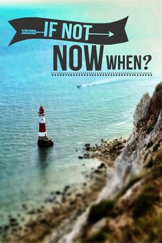 If not now, when? #startliving #stopwaiting #live #already #has #beganu