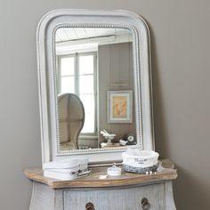 Espejo Elegancia gris