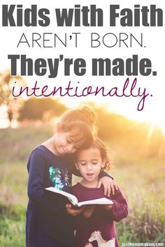 Raising Godly children doesn't just happen. Kids with strong faith are made intentionally. Read these Christian parenting tips to help you focus your efforts on what really matters and what is eternal. Parenting Books, Parenting Quotes, Parenting Advice, Kids And Parenting, Mindful Parenting, Single Parenting, Christian Kids, Christian Families, Raising Godly Children