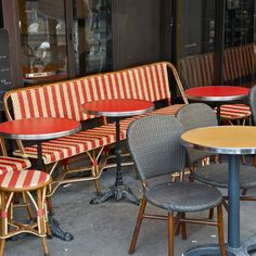 Paris Cafe - chic as always