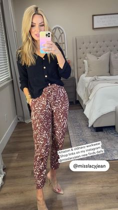Cute Work Outfits, Fall Outfits For Work, Office Outfits, Cute Casual Outfits, Casual Chic, Fall Teacher Outfits, Teacher Fashion, Work Attire Women, Business Casual Outfits For Women