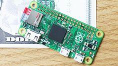 わずか600円台のコンピューター「Raspberry Pi Zero」が登場 <イチゴジャムゃオレンジペコの自分で創るMyコン系にも、興味が有るが; これが秋月などで送料無し(英国からネ;)で千円前後で自由に入手できる世界を、考えた時・・・それは決して、実現不可能な物ではなく(コネクタ類などの超簡略化・ICタグなどの非接触式微弱電波にょる無配線ネットワークとか;?による大幅なコストダウン!) 逆に必ずクルーと考えた時;ワンボードマイコン1枚が今のロジックIC1個と同じ感覚(PICはすでにソゥだが;)時、、、どぅなのかなぁ;? 感覚的には、レゴブロック;? で電子機器が創れちゃうミタィナ; #空想家;