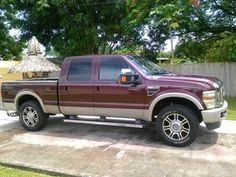 $30,000 - 2009 FORD F250 KING RANCH DIESEL  Must see this lovely 2009 Ford f250 king Ranch Crew cab diesel! For more details please visit: http://goo.gl/qOL5Ro