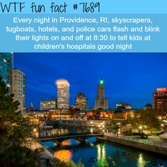 Providence, Rhode Island - WTF FUN FACTS