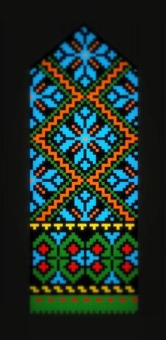 The Latvian Traditional Mittens Pattern from the Kurzeme region, circa C. Knitted Mittens Pattern, Knit Mittens, Knitted Gloves, Knitting Socks, Loom Patterns, Beading Patterns, Knitting Charts, Knitting Patterns, Textiles