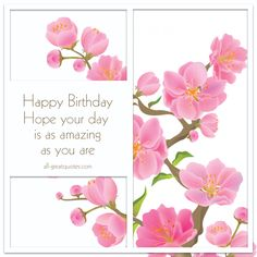 happybirthday hope your day is amazing as you are birthdaywishes all