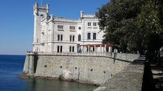 Three days in the city of Trieste
