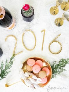 New Years Eve 2016 Sign | Francois et Moi #newyearseve #newyears2016