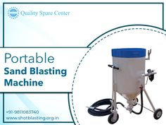 Portable Sandblasting Machine - Quality Spares Centre Provide Best Portable Sandblasting Machine in India at Lowest Price. Call us to know more @ Sand Blasting Machine, Fun Stuff, Centre, Home Appliances, India, Fun Things, House Appliances, Goa India, Appliances