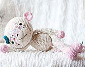 My crochet stuffed Sock Monkey was featured in the Sock Creatures Treasury on Etsy.