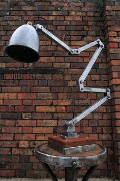 Industrial lamp: