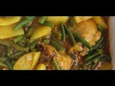 """""""Surinaamse Kouseband Aardappel Recept"""" """"Vegetarische Recepten"""" """"Surinaams Eten"""" - YouTube"""