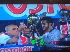 Somos Campeones!!!!!!! http://evpo.st/1GEq2vh #santafe