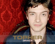 Topher Grace Wallpaper