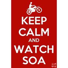 #keepcalm #watchit #now #sonsofanarchy #soa #samcro #follow #like #jaxteller #opiewinston #gemmateller #claymorrow #tommyflanagan #mine #share #Padgram