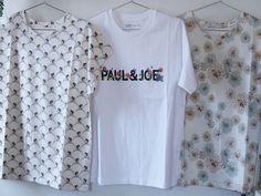 【ユニクロ×ポール&ジョー】めちゃかわいい~♡つい大人買いしすぎたコラボ商品&ヘアゴムもゲット♪ : 10年後も好きな家 家時間が好きになる「家事貯金」&北欧インテリア Powered by ライブドアブログ T Shirts For Women, Blog, Tops, Fashion, Moda, Fashion Styles, Blogging, Fashion Illustrations