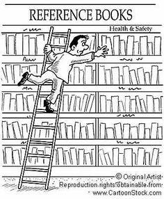 library humor cartoons | library Jokes & Cartoons | Library@Kendriya Vidyalaya Pattom