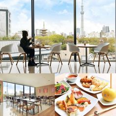 Enjoy Breakfast together with TOKYO SKYTREE ★ Richmond Hotel Premier Asakusa International  #richmondhotel #travel #japan #asakusa #hotel #japankuru #100tokyo #hospitality #room #love #cool #f4f #followmeplease