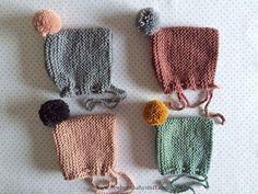 Baby Knitting Patterns maiuki - Paul & Paula...