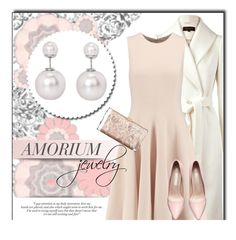 """AMORIUM.com"" by monmondefou ❤ liked on Polyvore featuring moda, Reiss, Amorium, Michael Kors, Edie Parker, women's clothing, women's fashion, women, female e woman"