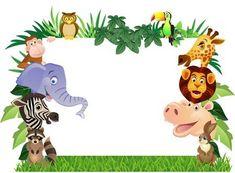 123RF- Millones de fotos, vectores, vídeos y archivos de música para inspirar tus proyectos. Zoo Animal Party, Safari Party, Animal Birthday, Background For Powerpoint Presentation, Tigger Disney, Deco Jungle, School Painting, Origami Love, Watercolor Pictures