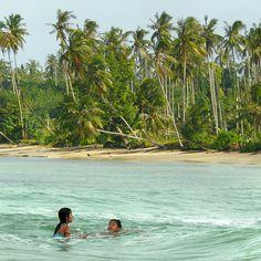 Unspoiled Beach Koh Mak, Thailand
