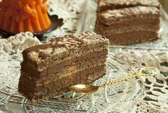 Prajitura cu nuca si ciocolata recipe