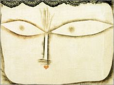 Paul Klee - Götzenbild für Hauskatzen