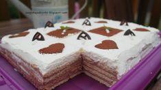 Swojskie jedzonko: Stefanka czekoladowa-bez pieczenia