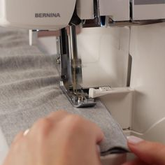 April is National Serger Month, and we're celebrating with our top 10 overlocker needle tips that will help your overlocker create perfect stitches.