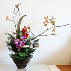 中華花藝_初級B17-20120326
