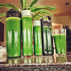 Green Juice by Karaminder #greenjuice