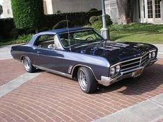 1966 Buick Skylark Gran Sport Convertible