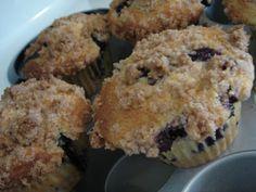 Blueberry Muffins | Annie's Eats