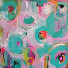 Buy Spring Abstract #302, Acrylic painting by Emma-Louise Ball on Artfinder. Discover thousands of other original paintings, prints, sculptures and photography from independent artists.