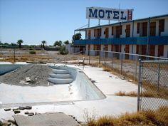 Motel, North Shore, Salton Sea, California