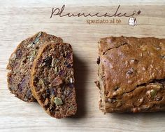 Plumcake speziato al tè - Nomnom q. Tea Loaf, Banana Bread, Nom Nom, Cinnamon, Desserts, Travel, Beauty, Canela, Tailgate Desserts