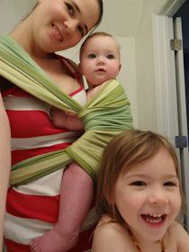 Great guidance for DIY baby wrap - talks about sizes, materials, weaves and more.