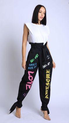 Bowling Outfit, Parachute Pants, Sweatpants, Outfits, Fashion, Moda, Suits, Fashion Styles, Fashion Illustrations