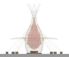 architecture + vision collects potable water with warka tower - designboom | architecture & design magazine