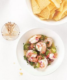 Make anything from bisque to pasta with these quick and easy shrimp recipes.