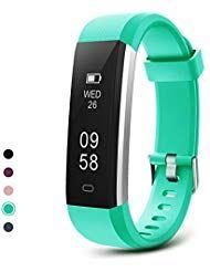 Letsfit Fitness Tracker Ip67 Wasserdichte Aktivitatstracker Uhr Schrittzahler Schlaf Monitor Schrittzahler Slim Smart Watch Sport Armbanduhr Fu Wearable Fashion