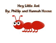 hey little ant opinion writing and art