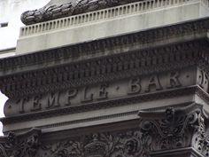 Temple Bar, Fleet Street Temple Bar, Fleet Street, Broadway Shows, London, City, Cities, London England