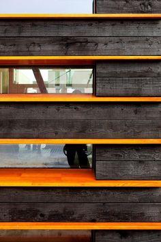 Houtskelet Gebouw / Faro Architecten + ZwarHout