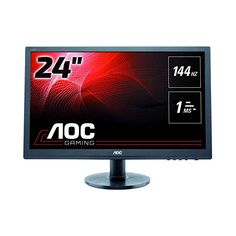 AOC Free Sync Gaming LED Monitor, Full HD x * Check out the image by visiting the link. Monitor Pc, Monitor Speakers, Usb Hub, Pc Gamer, Monitor For Photo Editing, Computer Gadgets, Hd Led, Mac Mini, Computer Accessories